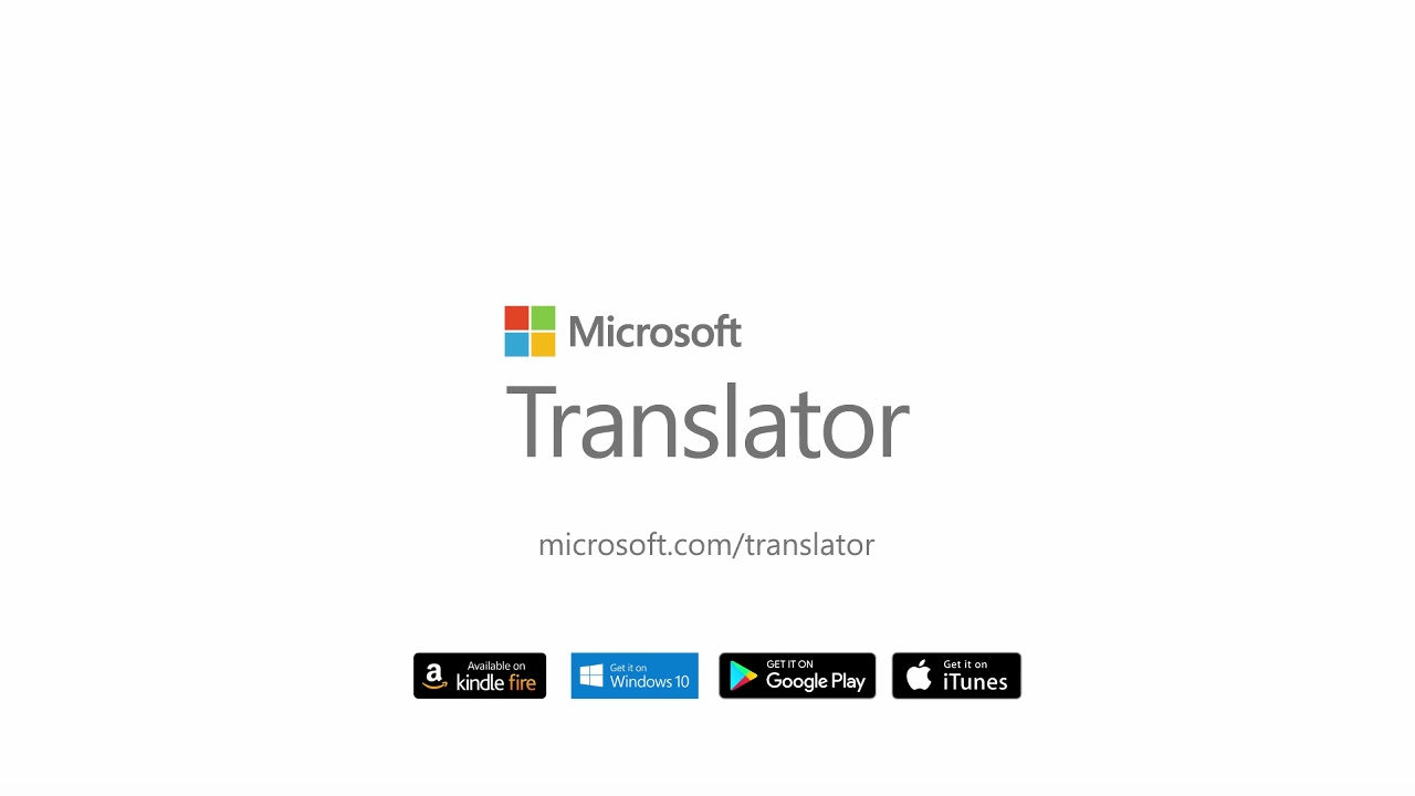 Microsoft Translator supports Japanese real-time voice