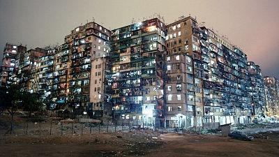 世界有数のスラム街「九龍城」で...