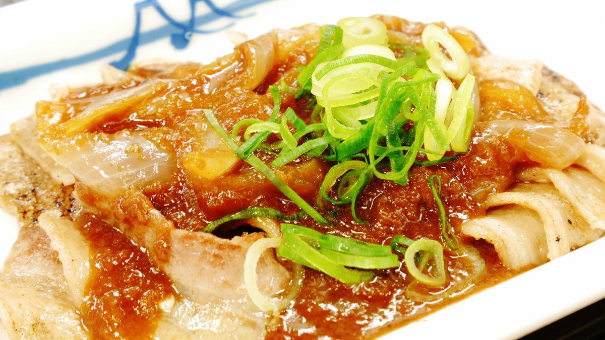 にんにく味噌ソースでご飯がもりもりススム松屋の「豚バラにんにく味噌定食」を食べてきた