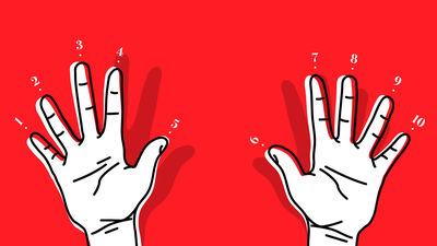 ビジュアルデザインにおける10の基本原則
