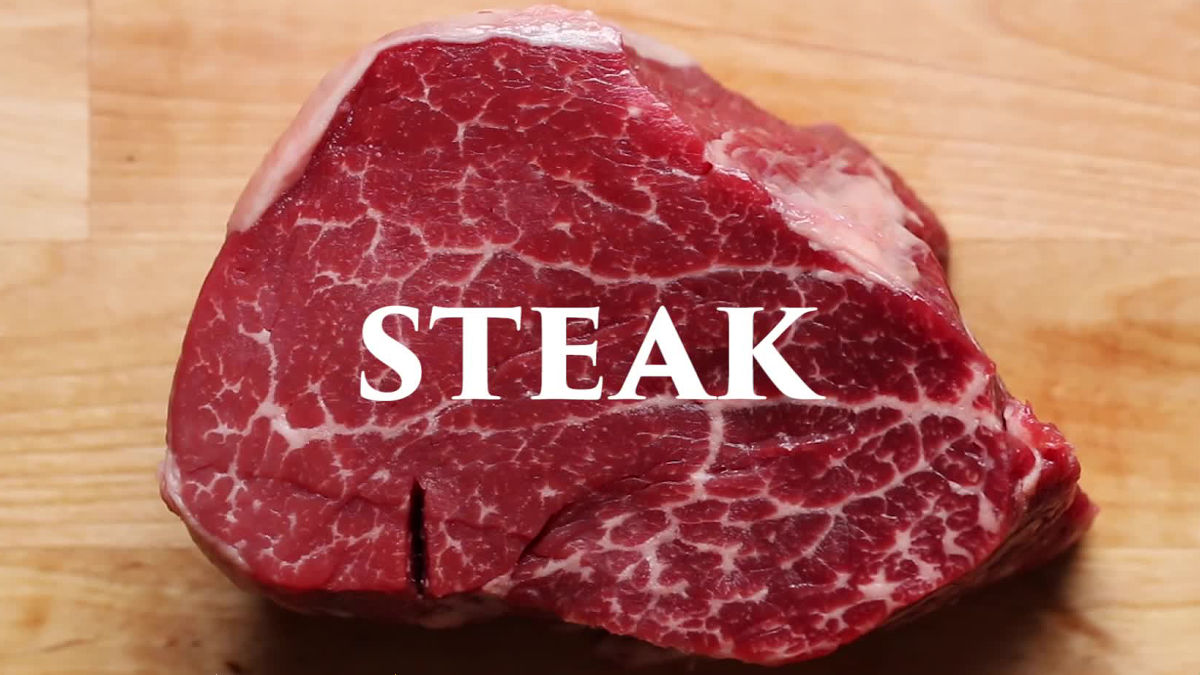 how to cook steak youtube