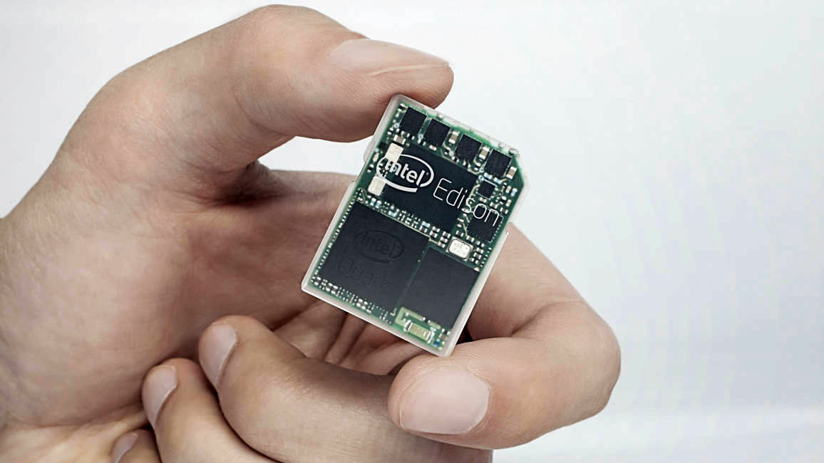 Intel turned out to end small development board products such as Edison and Galileo