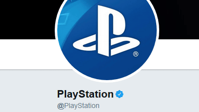 PlayStationのTwitter&Facebookアカウントがハッキングされる
