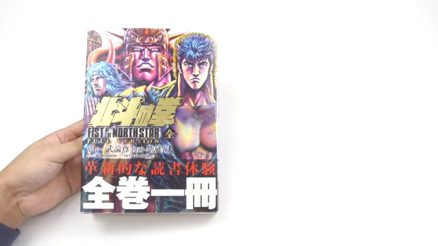 Hokuto no ken which made all of the fist of hokuto all together this is an electronic book that summarizes the whole fist of the hokuto fist of the north star in all volumes one volume fandeluxe Gallery