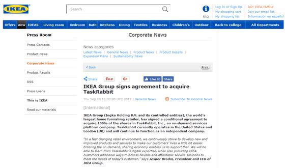 Http://www.ikea.com/us/en/about_ikea/newsitem/092817 IKEA  Group Signs To Acquire TaskRabbit