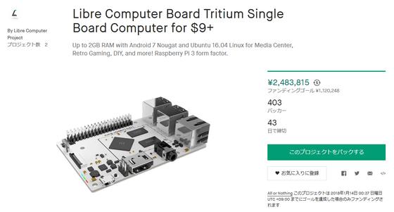 Single Board Computer \