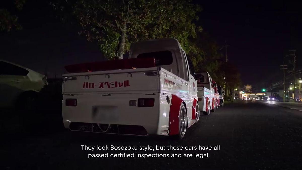 Short Documentary Overseas Racing Driver Seeing Japanese