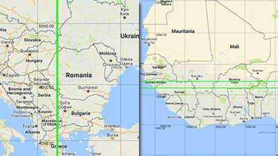 What Is The Route Of Latitude And Meridian Passing Through The - Longitude and latitude of vietnam