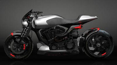 キアヌ リーブスが情熱を注ぎ込む完全オーダーメードのバイクメーカー