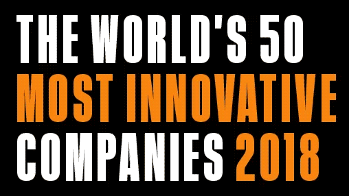 2018 50 gigazine for Innovative design company