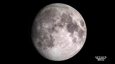 近くて遠い星 月 を4k高画質で巡るnasaのムービー tour of the moon