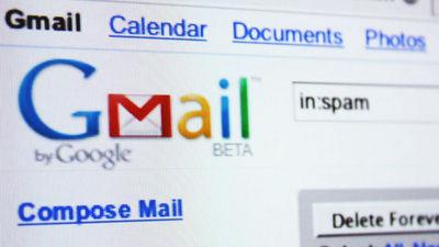 複数のGmailユーザーが「自分のアドレスからスパムメールが送信されている」と訴える
