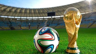 サッカー・ワールドカップのスポ...