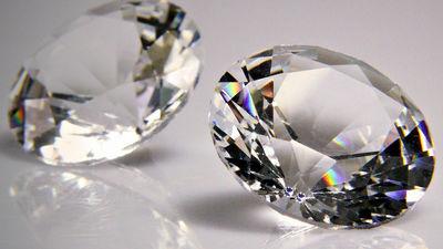 1000兆トンのダイヤモンドが地中深くに眠っていることが判明