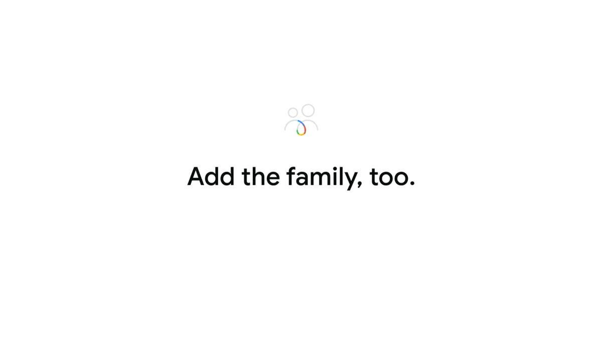Start receiving reception for general users of 'Google One