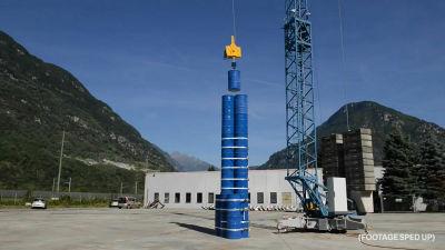 00 m - 【エネルギー技術】水力発電よりも低コストで実現できる「コンクリートバッテリー」とは?[08/21]