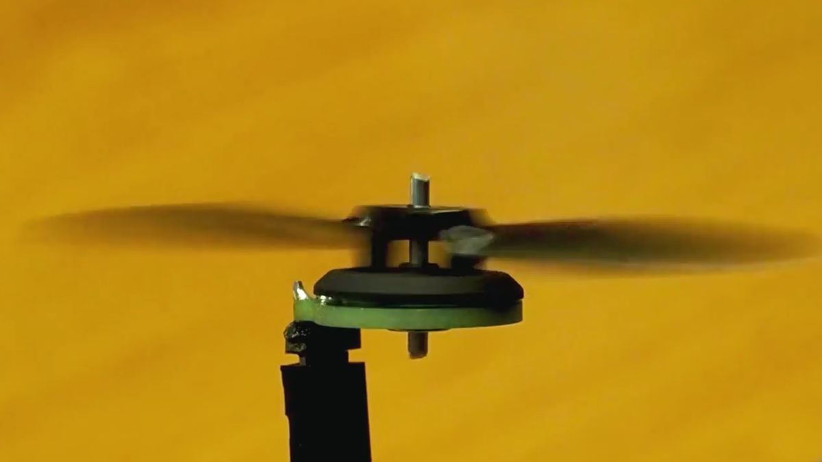 How Was Ultra Thin Motor Printed On Circuit Board Made Making Boards