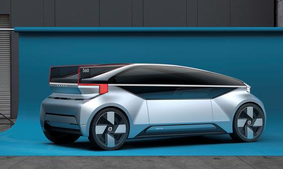ボルボが「走る寝室」な完全自動運転カーの新コンセプト「360c ...