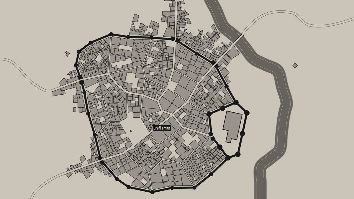 Medieval Fantasy City Generator' that will automatically generate