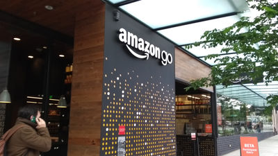 Amazonがレジなし店舗「Amazon Go」を2021年までに3000店に増やす方針