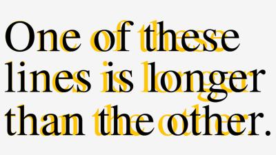 無料で普通のフォントと同じ文字数でより長文っぽくみせることが可能なフォント「Times Newer Roman」