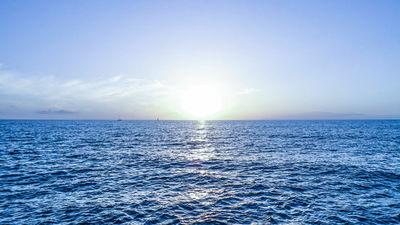 太平洋を泳いで横断中の男性が「太平洋のどこにでもプラスチックゴミが ...