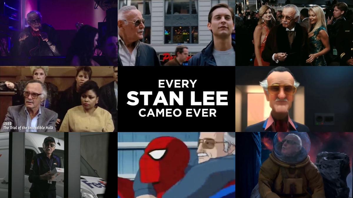 アメコミ界のレジェンド、スタン・リーがカメオ出演してきた作品総まとめムービー
