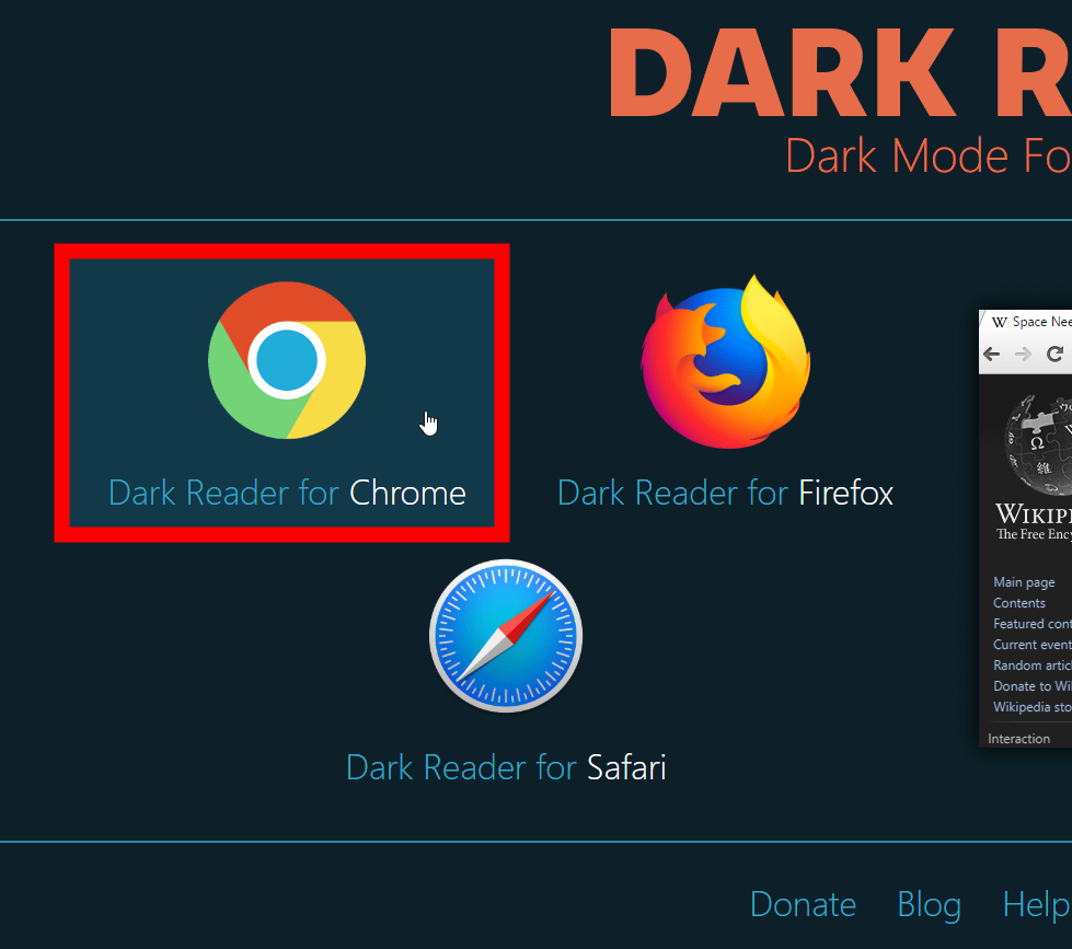 I tried using an extension 'Dark Reader' that makes Chrome