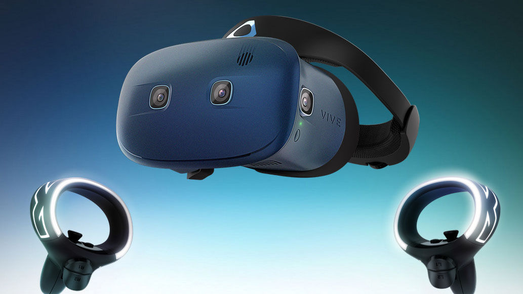 HTC announces the new VR headset 'VIVE Cosmos' easy to