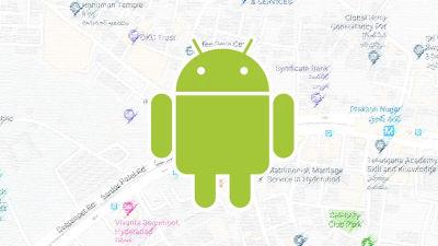 QnA VBage 「フル機能のGPSアプリ」と偽り広告とGoogleマップを表示するだけのアプリがGoogle Playで5000万回以上ダウンロードされている