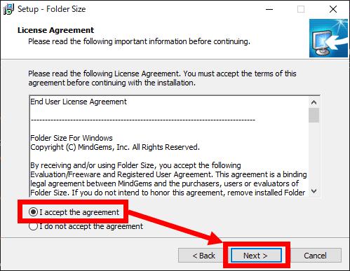 folder size windows 10 mindgems