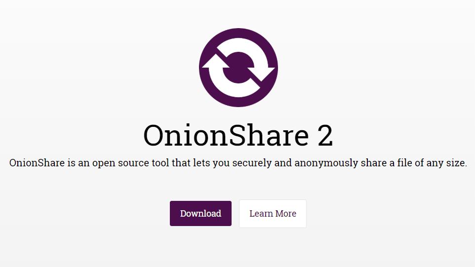 無料でTorネットワークを使って匿名で安全にファイルをやりとりできる「OnionShare 2」