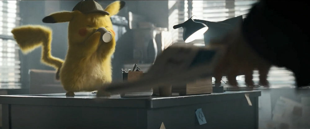 Mewtwo Finally Appeared At The Latest Trailer Of Live Action Movie