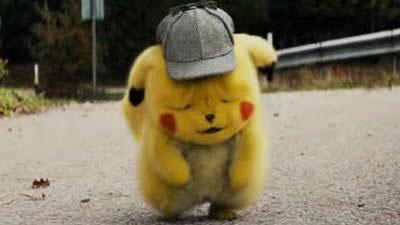 2019年5月公開予定のポケットモンスターシリーズ初の実写映画「名探偵ピカチュウ」では、ふわふわモフモフのしゃべるピカチュウが登場します。