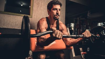 What is the history of the bodybuilder'