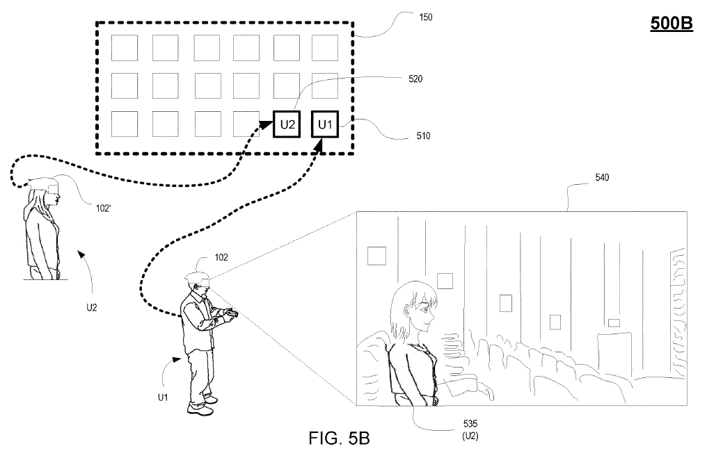 Sony Filed A Patent For Technology To Watch Live At E Sport Venue