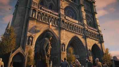 【話題】火災に見舞われたノートルダム大聖堂の再建に人気アクションゲームが役立つかもしれない[04/17]