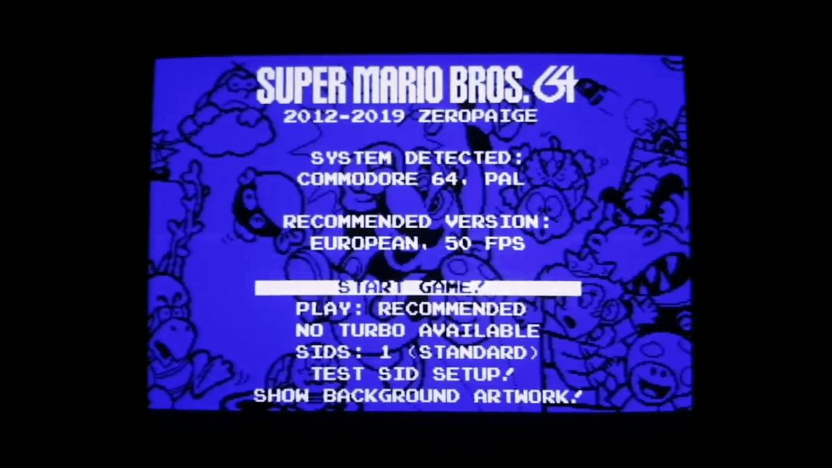 A warrior who ported the NES masterpiece 'Super Mario Bros
