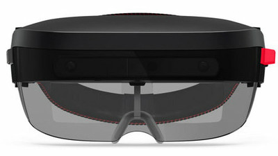 Lenovo Introduces New AR Headset 'ThinkReality A6', Will