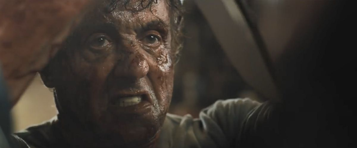 Rambo 5: The Last Blood' trailer released with Rambo