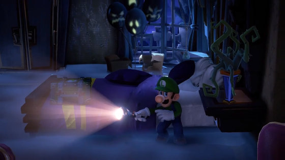 The Usual New Title Luigi Mansion 3 That The Supporting