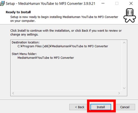 無料でYouTubeやSoundCloudの音楽をMP3ファイルでダウンロード