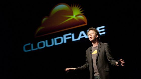 大手クラウド提供企業Cloudflareが株式上場に王手をかけるも前途多難か