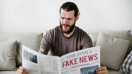 "Photo of People with lower cognitive ability are more likely to believe fake news closer to their thoughts, and may even create "" false memories ''"