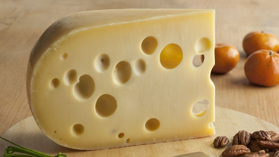 Photo of Why are there holes in Swiss cheese?