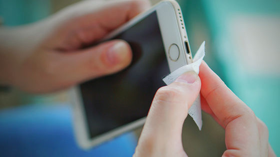 Photo of Apple updates how to keep iPhone clean, recommends using some disinfection sheets