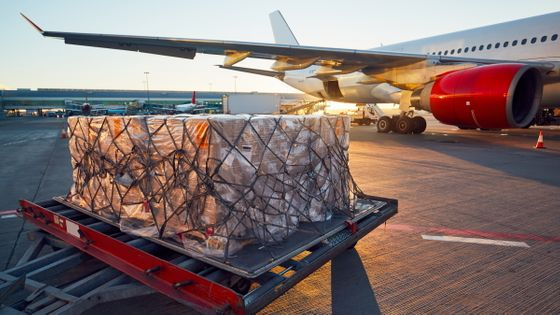 """Photo of """" Air freight fares '' are rising due to the reduction of passenger flights due to the spread of the new coronavirus"""