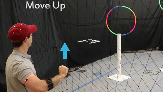 "Photo of MIT develops a system ""Conduct-a-Bot"" that controls the movements of robots with muscles"