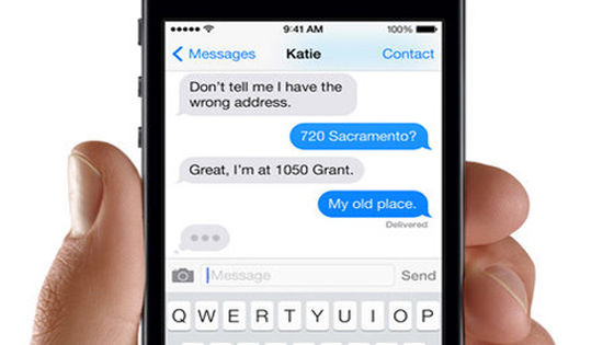 Photo of Apple is planning a feature that will allow you to later edit sent messages with iMessage