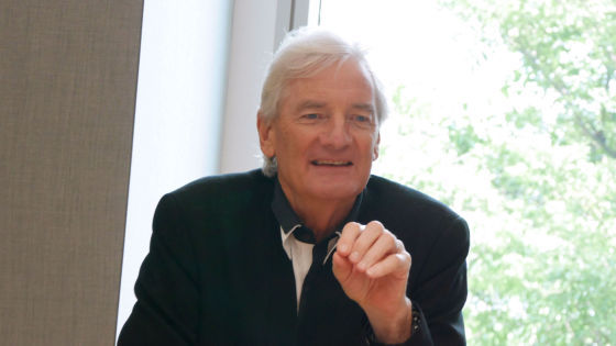 Photo of James Dyson talks about a canceled electric vehicle project that cost over 65 billion yen for private property